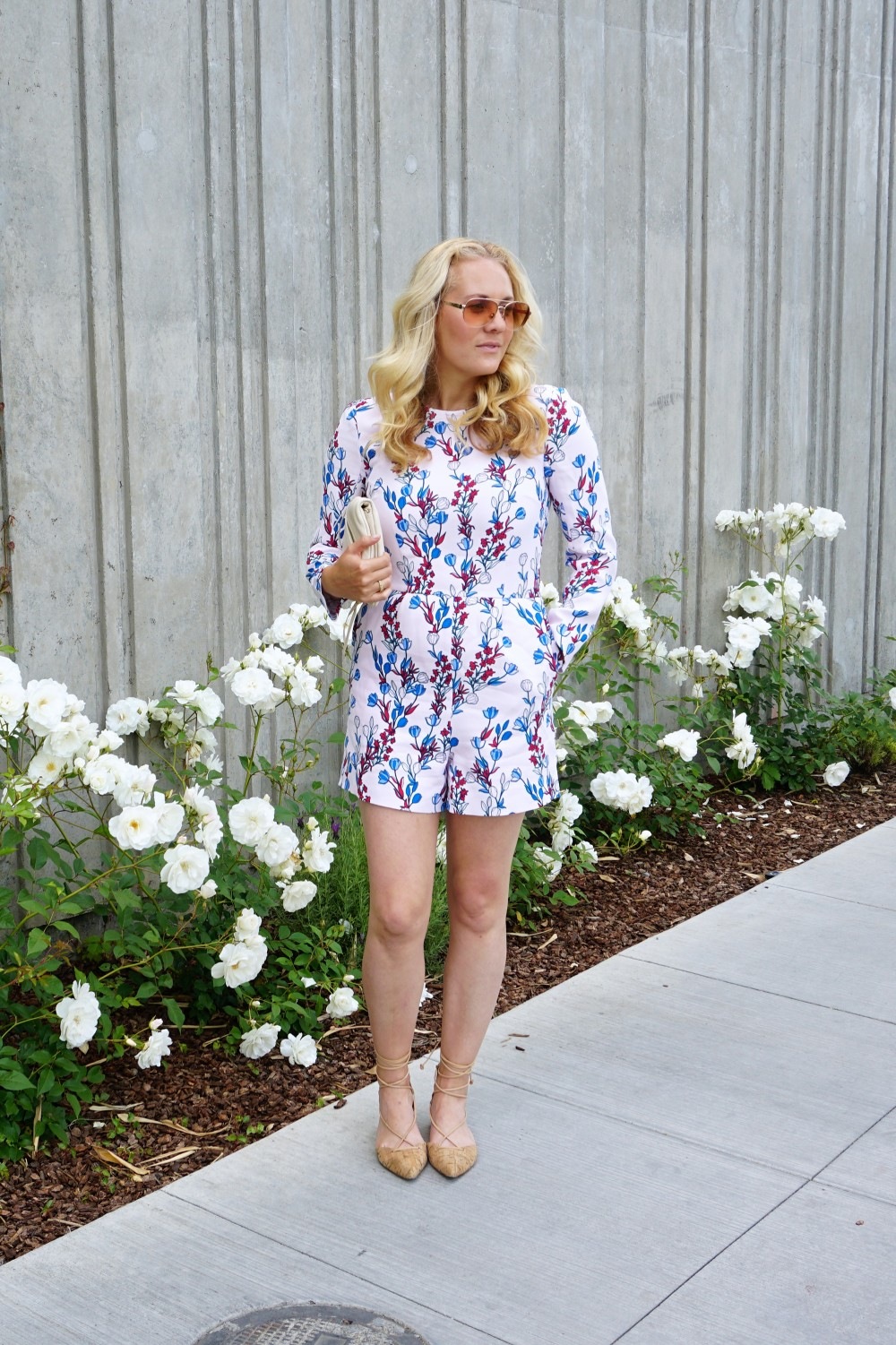 Draper James Romper-Outfit Inspiration-Spring Style-Spring Florals-Mom Style-Style Blogger-Have Need Want 7