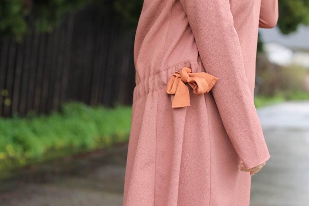 Dusty Pink Dress-See by Chloe-Valentines Day Outfit-Outfit Inspiration-Ankle Tie Flats-Have Need Want 10