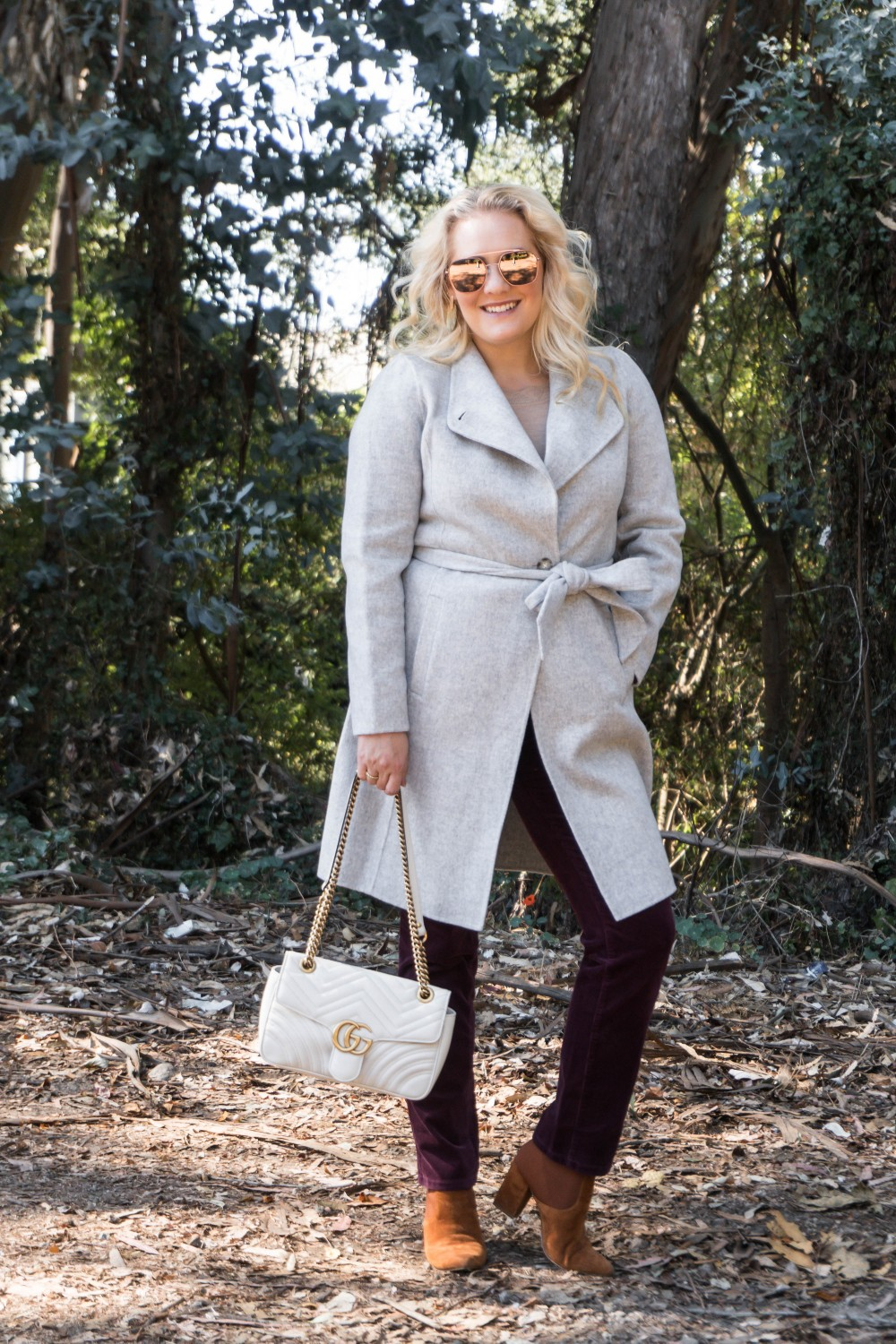 Fall Style with Talbots, Merino Wool Sweater, Wool Coat, Sock Booties, Corduroy Pants, Mom Style, Fall Outfit Inspiration, Have Need Want