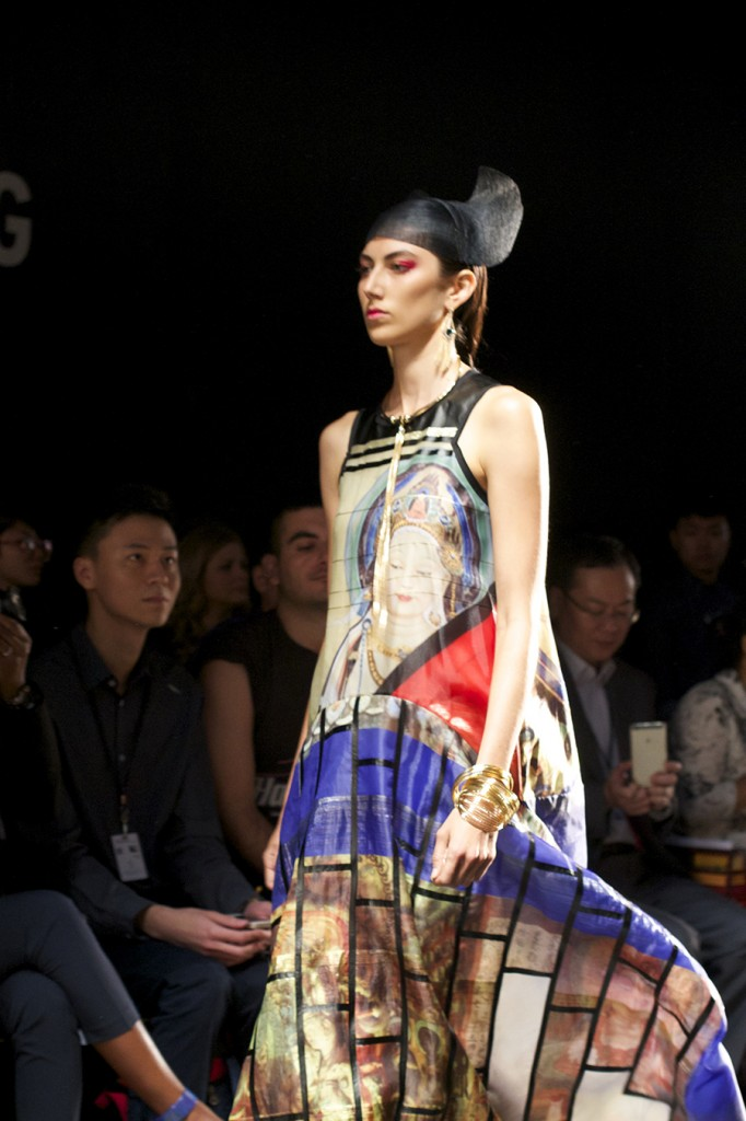 Fashion Shenzhen-NYFW-Runway 5