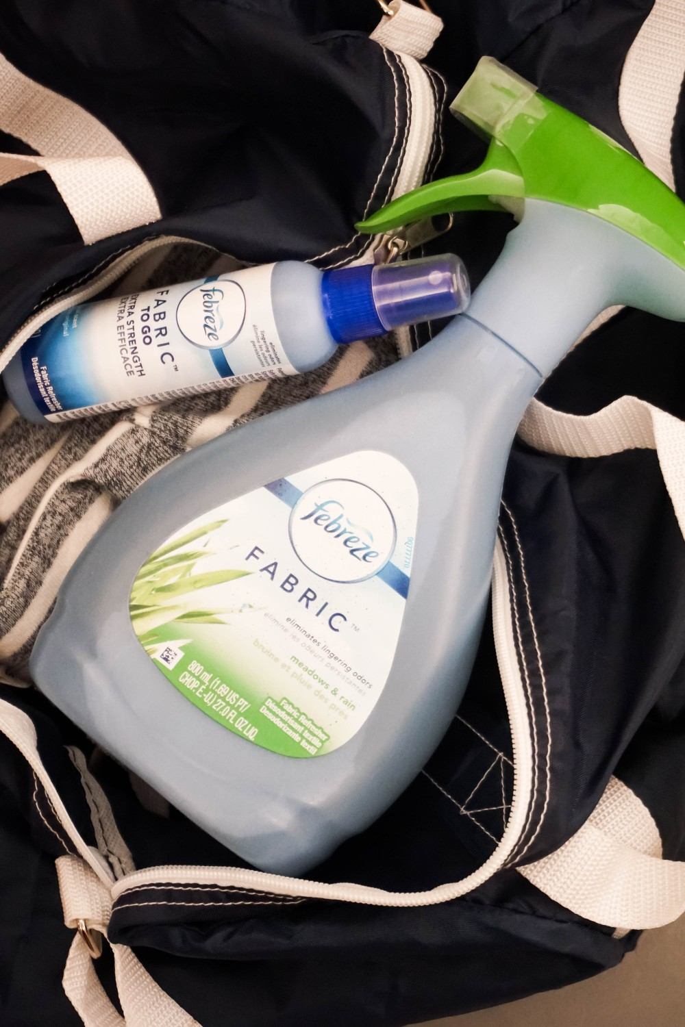 Febreze Your Gear Post Workout - Have Need Want #FebrezeYourGear