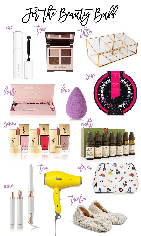 Look - Guide gift beauty buff video