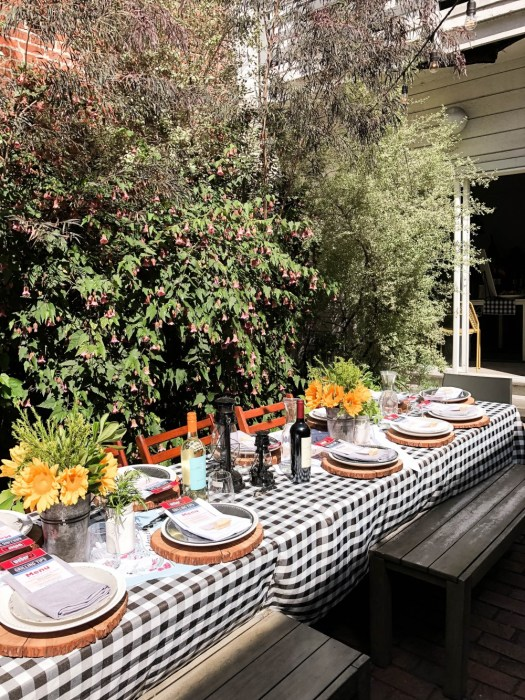 How to Host the Best Summer BBQ with Line 39 Wine