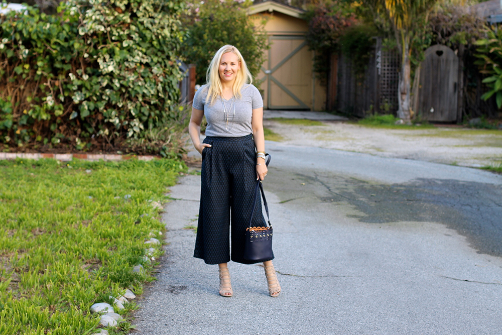 59adcfbf0f7 I Like You a Culotte-Culotte Trend-DVF Holly Culotte-Outfit Inspiration-
