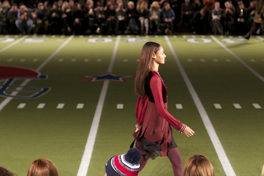 Tommy Hilfiger, Final Walk, NYFW, MBFW, Fashion Week