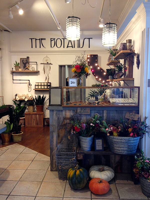Los Altos, The Makery, The Botanist, Travel Guide, Eat Shop Do