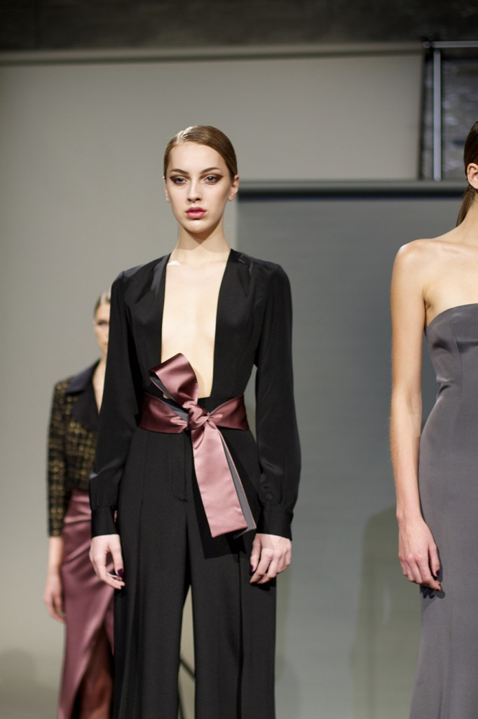 NYFW, Fashion Week, Jay Godfrey, FW 15
