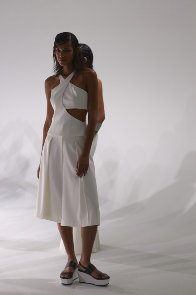 Jay Godfrey-NYFW-SS16-Fashion Week-Outfit Inspiration-White on White 2