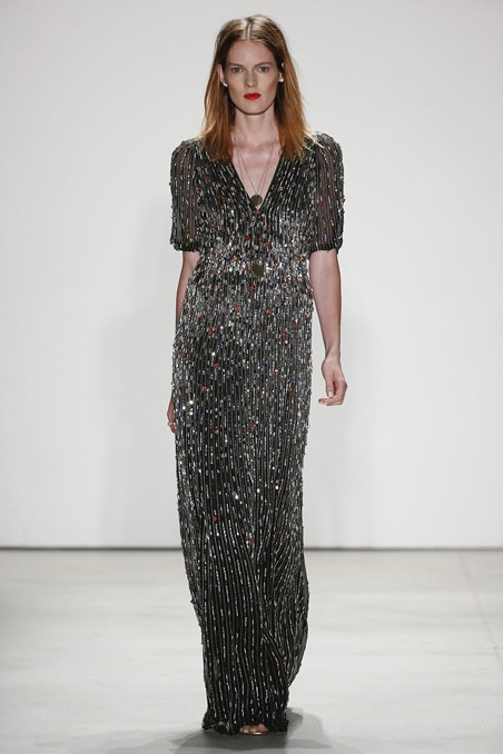 Jenny Packham-NYFW SS16-New York Fashion Week-Runway-Spring Summer 2016 Collection 4