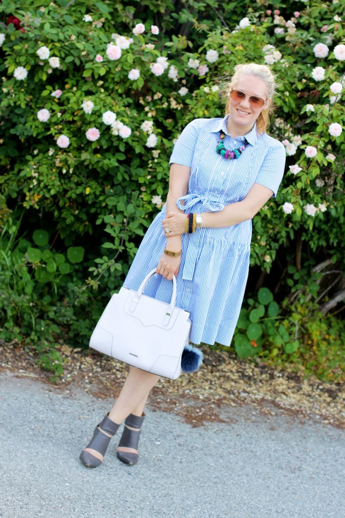 Kate Spade Shirt dress-Spring Style-Outfit Inspiration-Have Need Want-Rebecca Minkoff Handbag-Bay Area Fashion Blogger-San Francisco Blogger 10