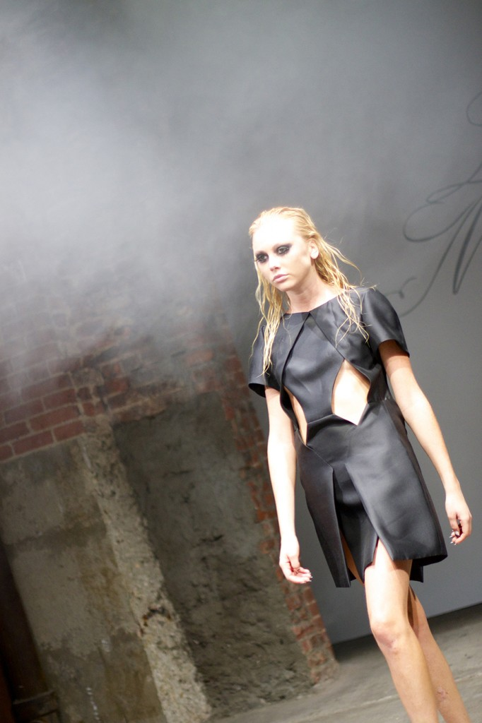 Leanne Marshall SS 2016 Runway Show NYFW Day one
