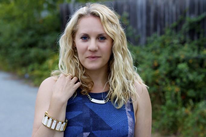 Mara Hoffman Summer Swing Dress Sleeveless Dress Fashion Blogger SF Based Fashion Blog
