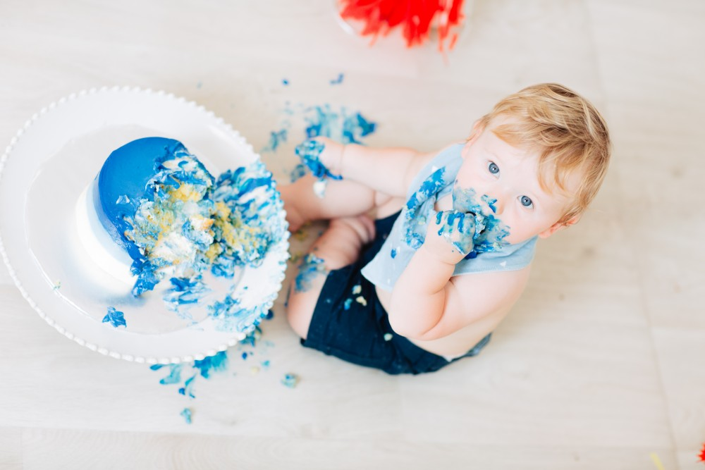 Mason's Turning One-Smash Cake Photoshoot-First Birthday-Smash Cake-First Birthday Photoshoot-Have Need Want 10