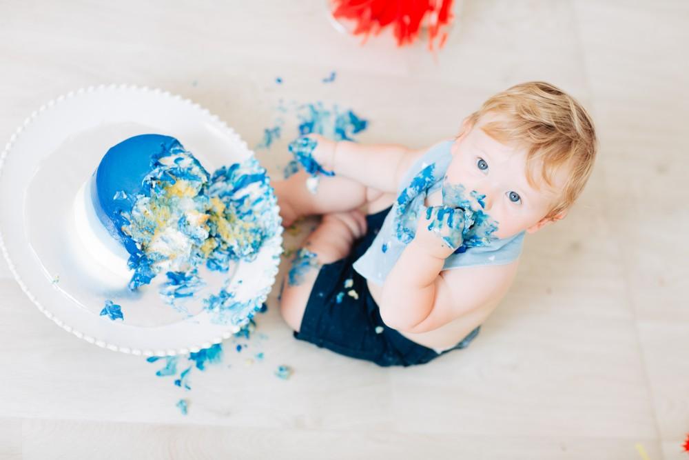 Mason's Turning One-Smash Cake Photoshoot-First Birthday-Smash Cake-First Birthday Photoshoot-Have Need Want 10