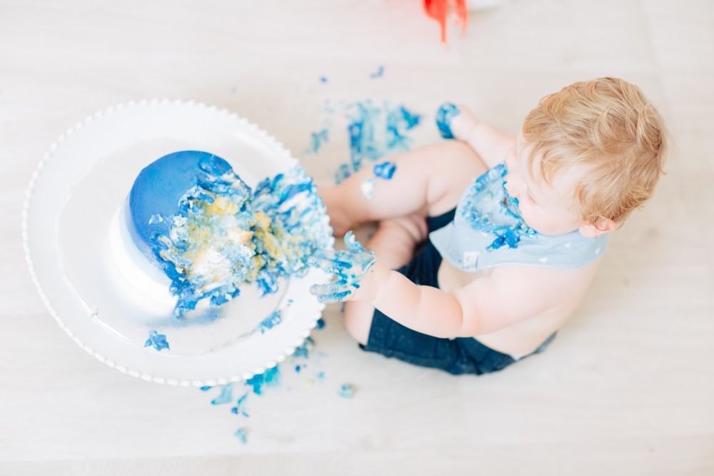Mason's Turning One-Smash Cake Photoshoot-First Birthday-Smash Cake-First Birthday Photoshoot-Have Need Want 12