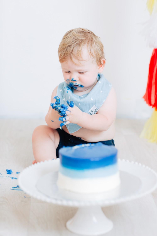 Mason's Turning One-Smash Cake Photoshoot-First Birthday-Smash Cake-First Birthday Photoshoot-Have Need Want 18