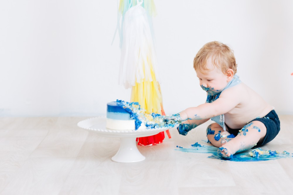 Mason's Turning One-Smash Cake Photoshoot-First Birthday-Smash Cake-First Birthday Photoshoot-Have Need Want 8