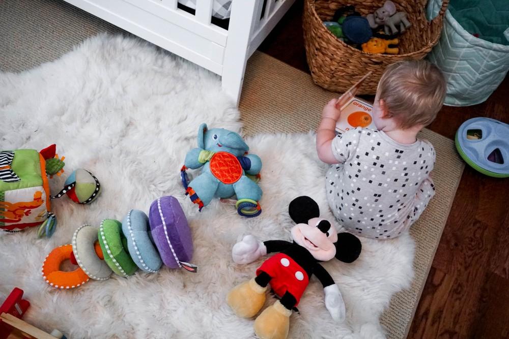 Mason's Updated Nursery Reveal-Carter's for DaVinci Crib-Target Home-Have Need Want-Nursery Room Design-Baby Boy Nursery 10