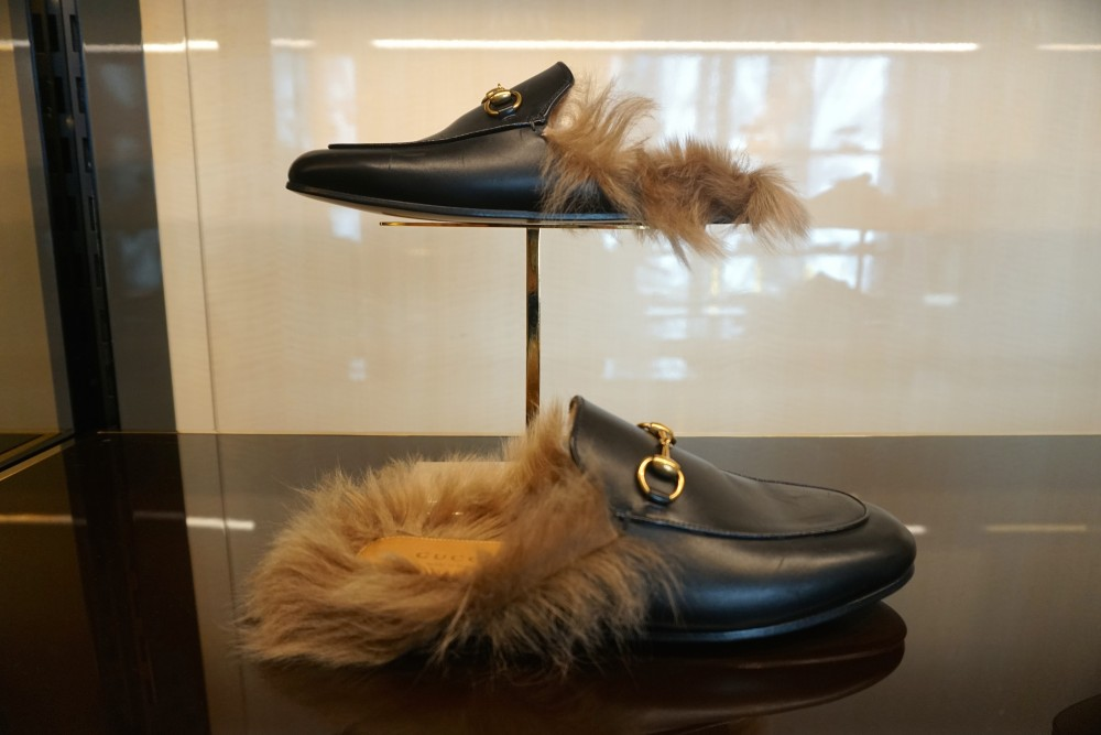 Mother's Day Gift Guide with Santana Row-Gucci Slides-Gucci Shoes