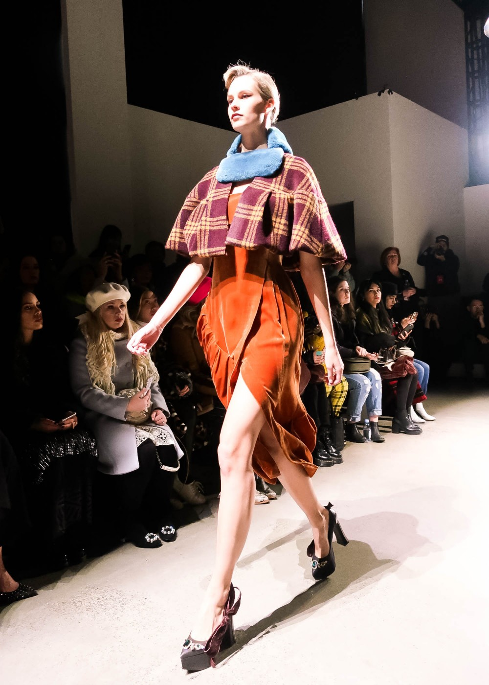 Sharing my NYFW Dairy FW19 Day 3 Today on Have Need Want! Click on the photo to check out what I did from attending Custo Barcelona and Son Jung Wan's shows to an event with Elle. #NYFW #NYFWDiary #SonJungWan #FrontRow #RunwayShow Photo Credit: Fashion Should be Fun!