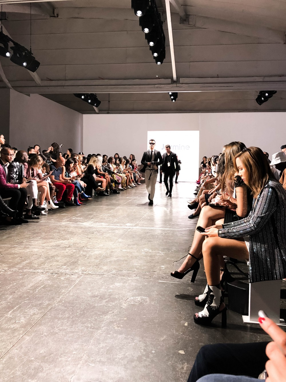 NYFW Etiquette The Do's & Don'ts of Attending NYFW. Click on the photo to read the post! | Have Need Want #NYFW #NYFWetiquette