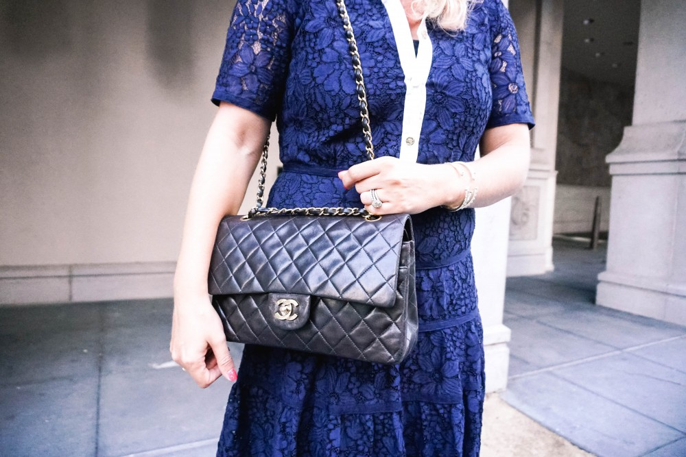 Navy Lace Dress-Draper James-Outfit Inspiration-Santana Row-Draper James Dress-Have Need Want 12