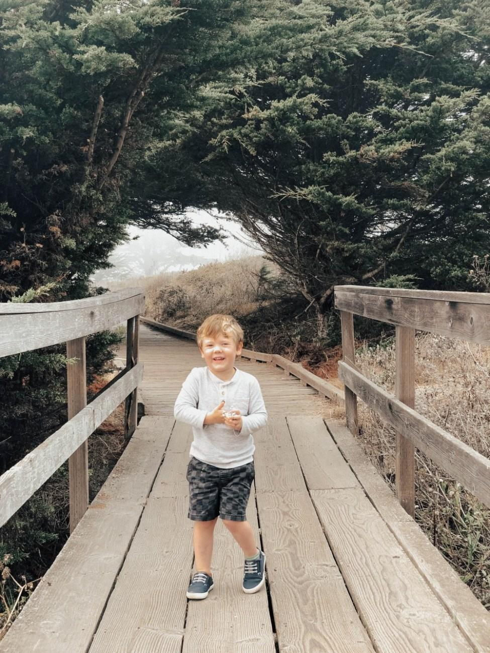 California coastal getaway to Oceanpoint Ranch in Cambria. #familytravel #covidtravel #coastalgetaway