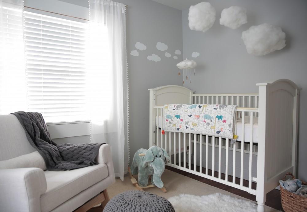 Mason James's Nursery