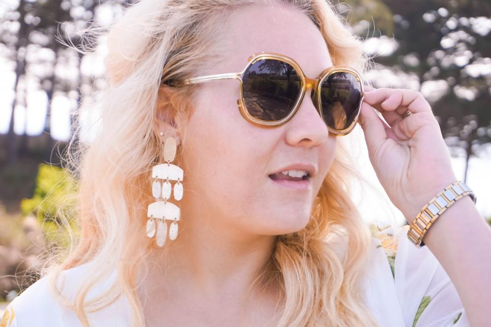 Rachel Parcell Collection Lemon Wrap Dress, Lemon Print Dress, Summer Style, Outfit Inspiration, Have Need Want