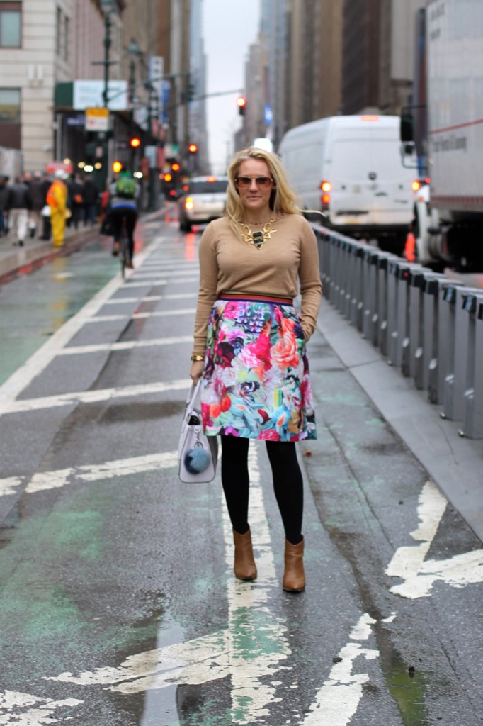 Rainy Weather Style-New York Street Style-Spring-Ted Baker-NYFW Street Style-Fashion Blogger-Have Need Want 9