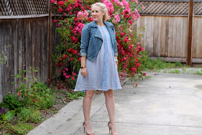 Rebecca Taylor cami dress-swing dress-spring style-outfit inspiration-Have Need Want 4