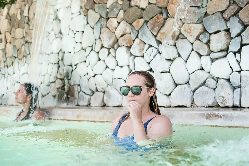 Recapping my Experience at the Sweat Reset Retreat in Costa Rica! Click on the photo to check out the post and read all about my experience attending the inaugural luxury fitness and wellness retreat! #luxurytravel #fitnessretreat #sweatreset #wellnessretreat #costarica #travelguide #traveldiary #costaricatravel