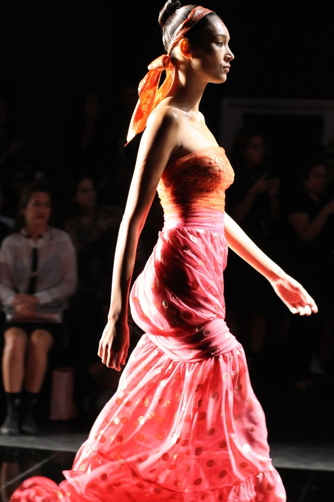 Reem Acra-SS16-NYFW-Runway-Behind the scenes-Fashion Blogger-Bay Area Fashion Blogger-Reem Acra Collection 4