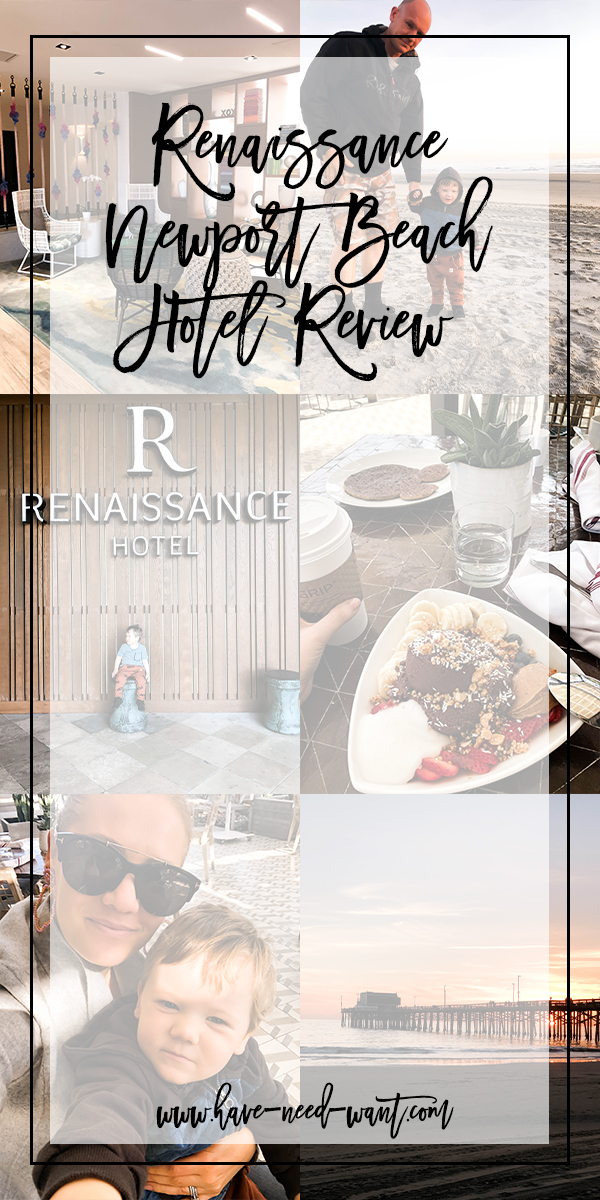 Renaissance Newport Beach Hotel Review. Sharing our recent family getaway to Newport Beach on Have Need Want! Click on the photo to read my review, check out what we did in Newport, and how we saved 48% on our hotel! #NewportBeach #HotelReview #JIFUTravel #WholesaleTravelClub #FamilyVacation #FamilyTravel #FamilyTrip