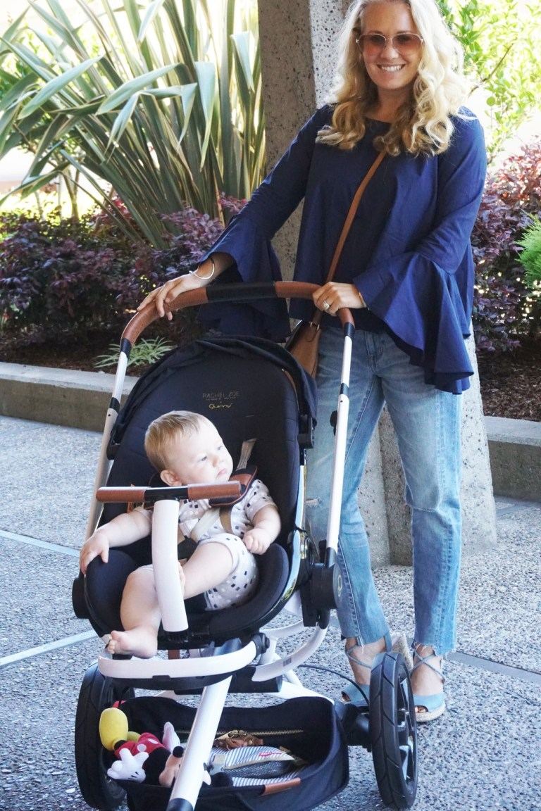 Review: Rachel Zoe x Quinny Moodd Stroller - Have Need Want