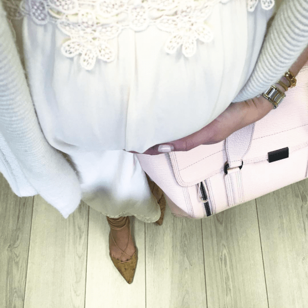 Maternity Style, 25 week pregnancy update, pregnant blogger, forever 21 dress
