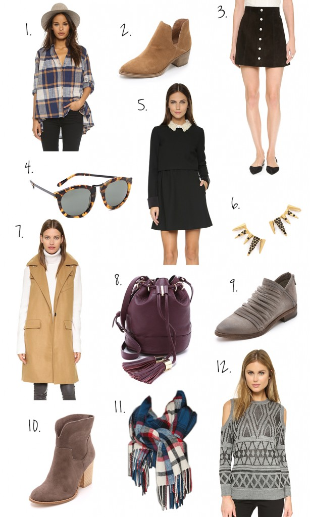 Shopbop Friends & Family Sale, Sale Alert, Fall Style, Fall Shopping, Online Shopping, Bay Area Fashion Blogger, Have Need Want, Outfit Inspiration