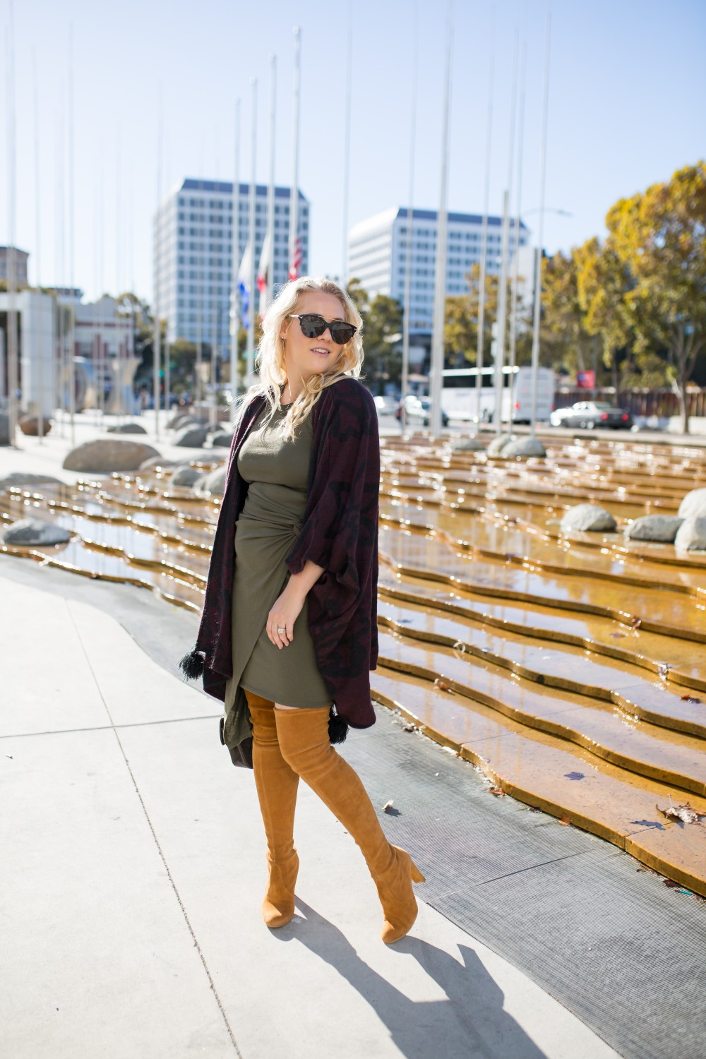 Styling a Bodycon dress in Your 30's is not the same as in your 20's. Sharing my tips for rocking the Bodycon dress in your 30's and beyond - Have Need Want