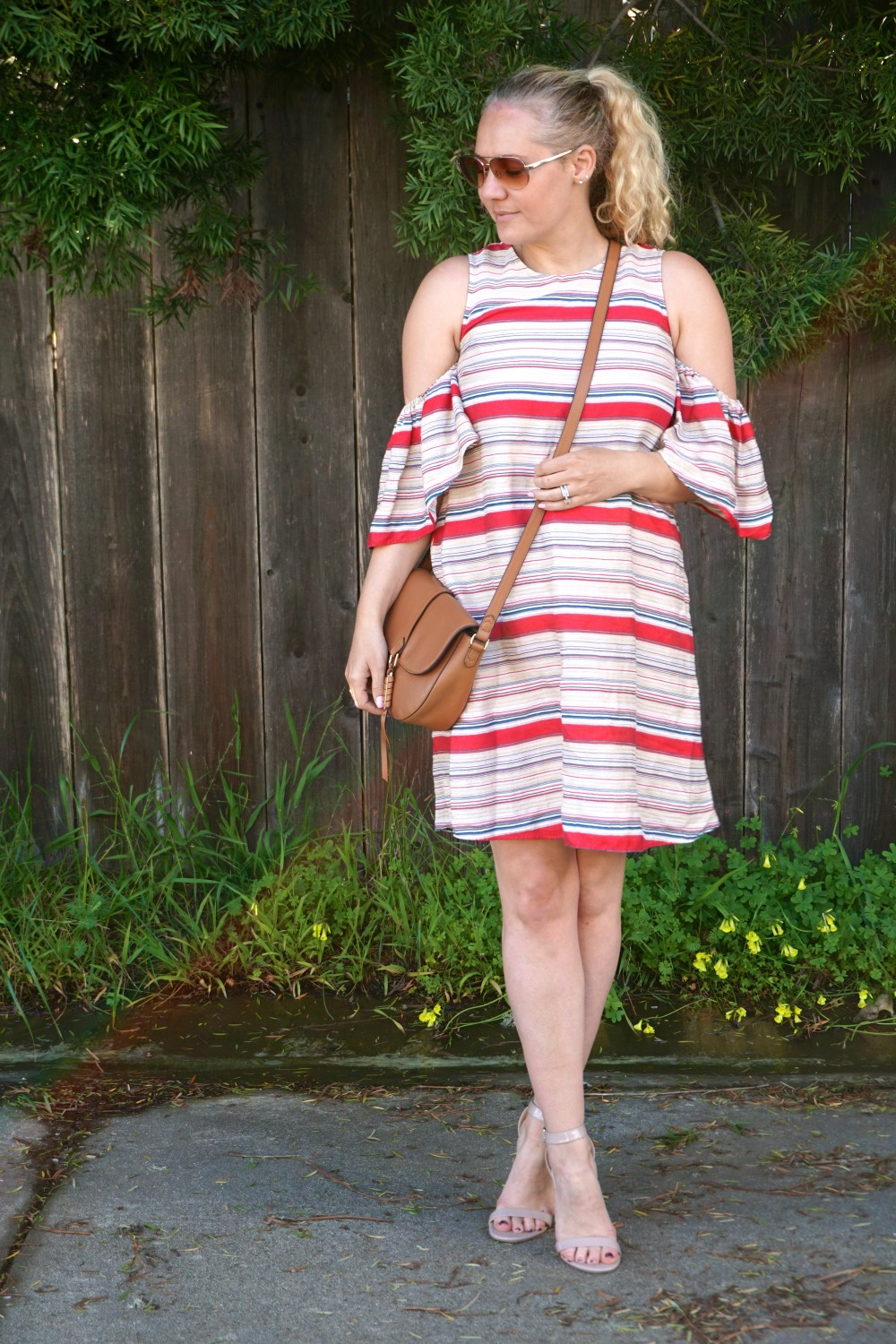 Tanya Taylor-Cold Shoulder Dress-Outfit Inspiration-Spring Style-Have Need Want