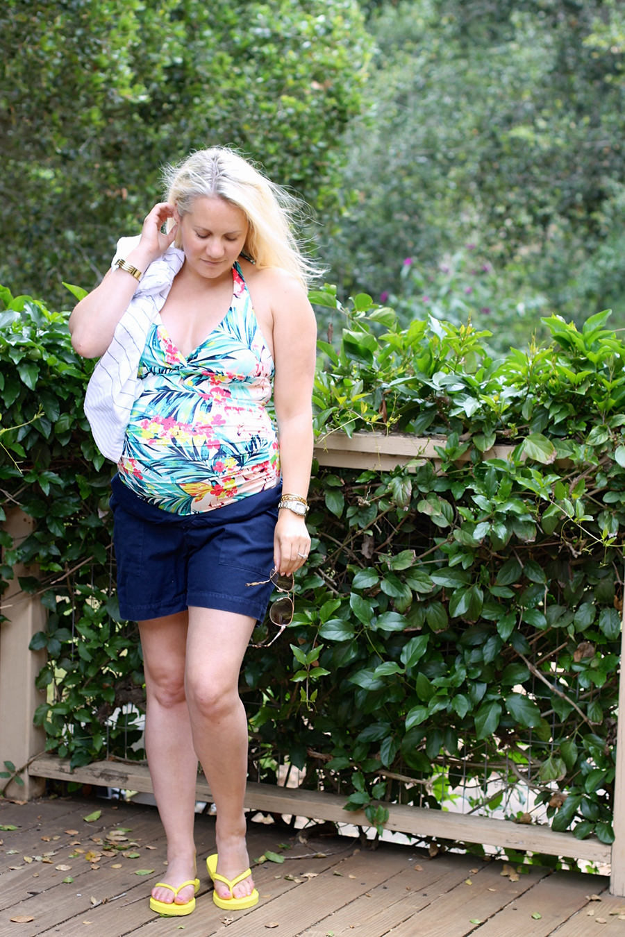 Target Style-Summer Trends-Maternity Style-Summer Style-Tropical Trend 6