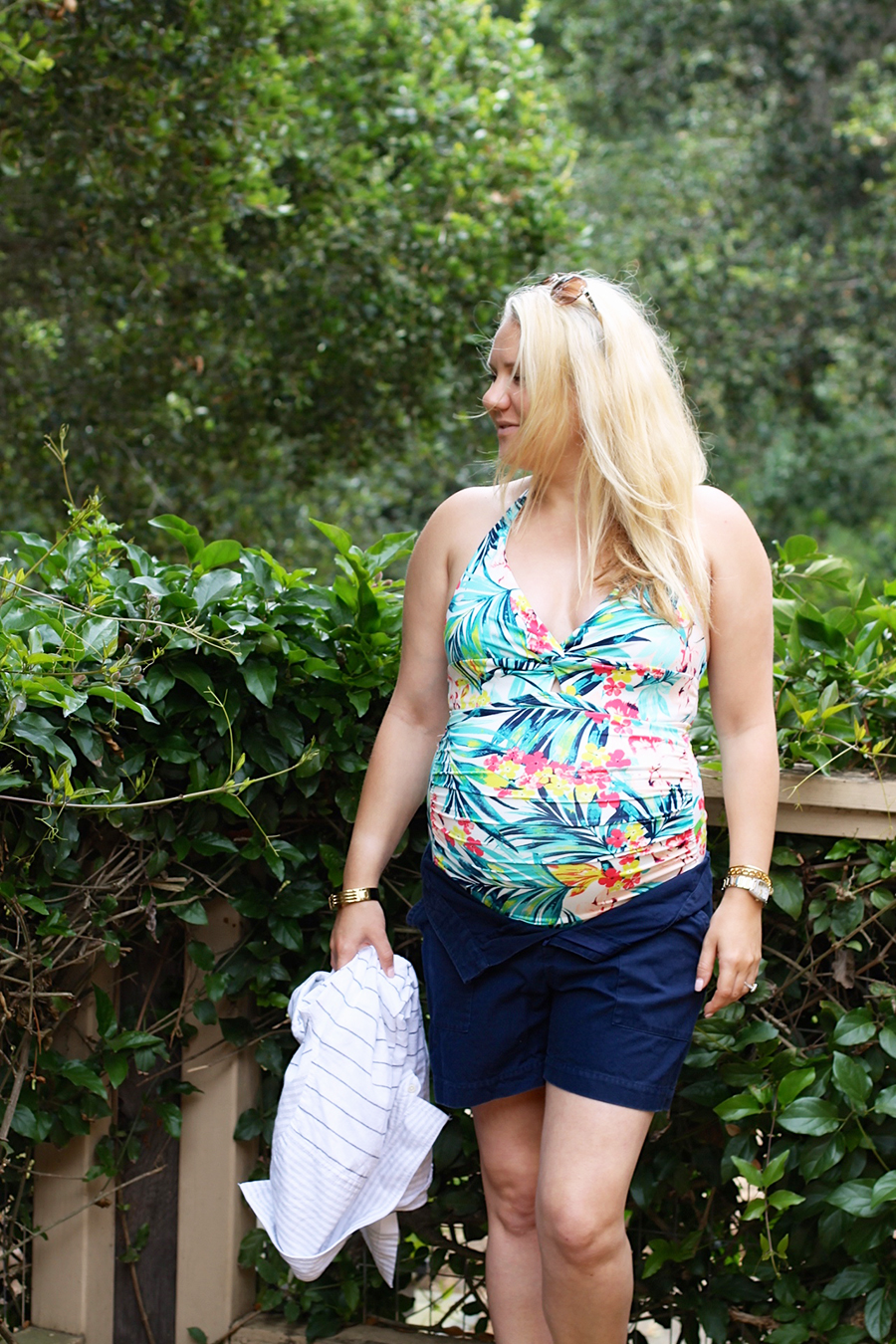 Target Style-Summer Trends-Maternity Style-Summer Style-Tropical Trend 8