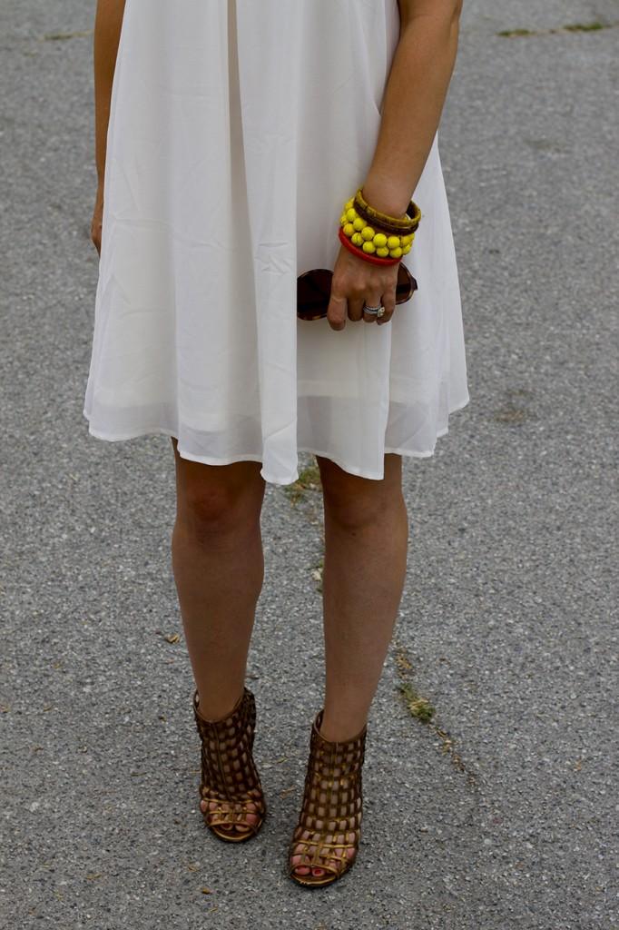 The Mint Julep Boutique Embellished Dress Flowy Dress Fashion Blogger Outfit Inspiration Summer Dress 3