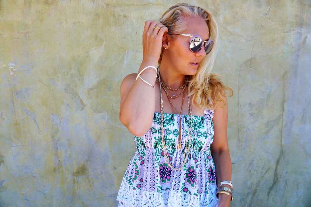Tiered Babydoll Top-Lace Trim Silk Georgette Top by Tory Burch-Spring Outfit Inspiration-Bay Area Fashion Blogger-Weekend Style-Have Need Want 7