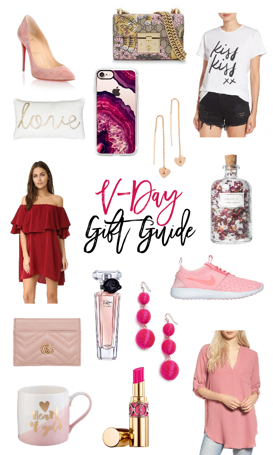 V Day Gift Guide Gifts For Her Valentines Day Have