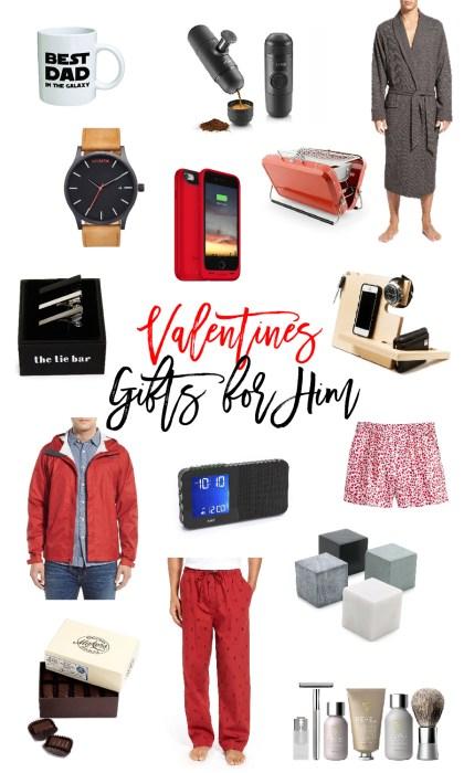 Valentine's Gifts for Him Under $100