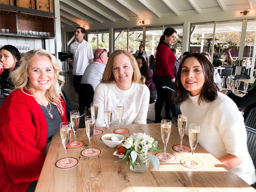 Wine Tasting and Foodie Trip | Bubble Tasting at Mumm Napa | Click to read the post! - Have Need Want