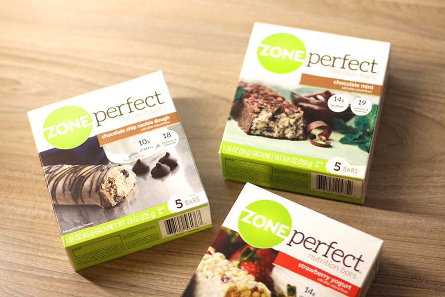 ZonePerfect Nutirition Bars