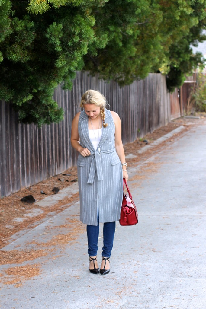 high low vest-cmeo collective-fashion blogger-bay area fashion blogger-burberry handbag-fall style-nine west-outfit inspiration 4