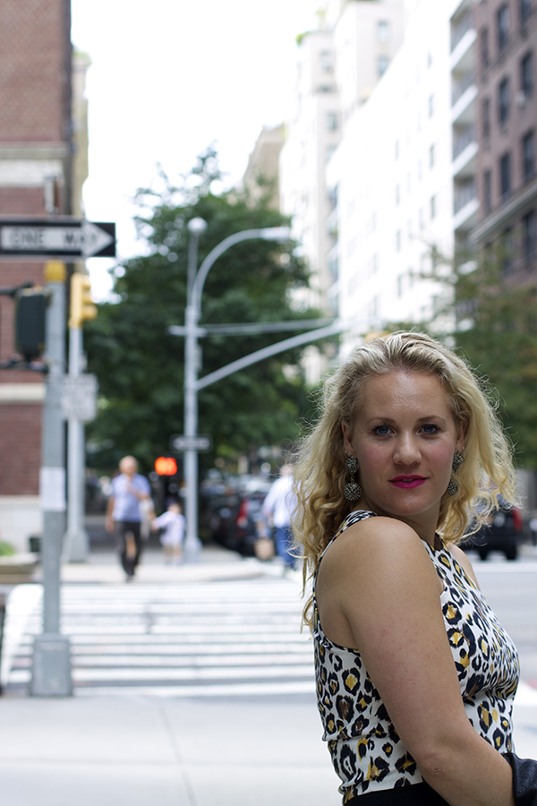 wild side, nyfw, new york city, city dressing, night out, animal print, fashion blogger