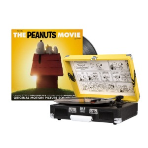 peanuts turntable